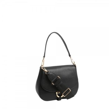 Borsa Abro Temi Medium black nero