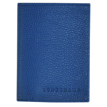 Longchamp Porta carte Saphir