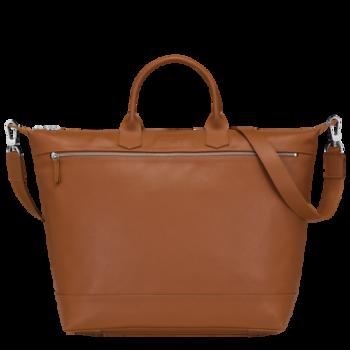 Longchamp Sacco da viaggio Caramello