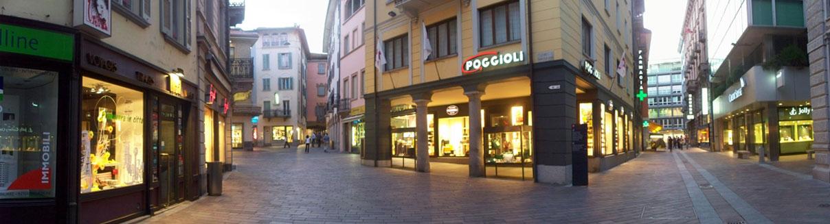 Pelletteria Poggioli | Storia