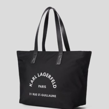 RUE ST GUILLAME TOTE KARL LAGERFELD