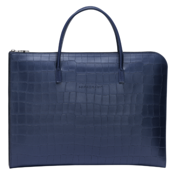 L2115 Croco Block Navy